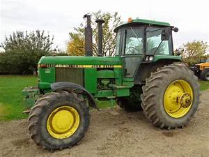 Used John Deere 4640 4wd Tractor Tractors Year  1979 Price   12 760 For Sale