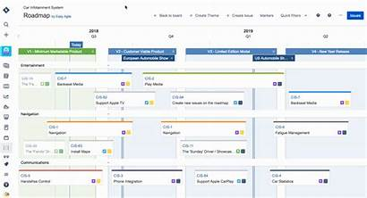 Agile Roadmaps Issue Roadmap Easy Excluded Scheduling