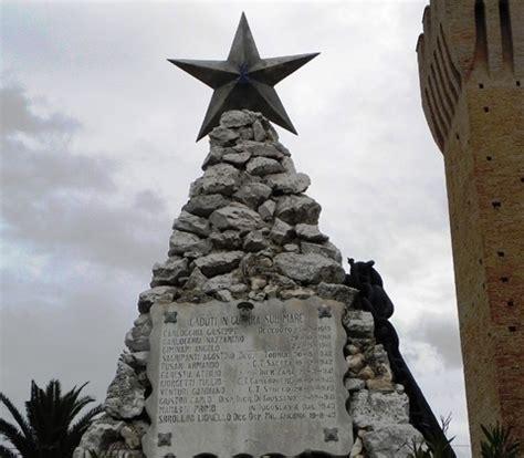 Cap Porto Potenza Picena by Monumento Ai Caduti Sul Mare Di Porto Potenza Picena