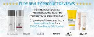 Pure Beauty Product Reviews