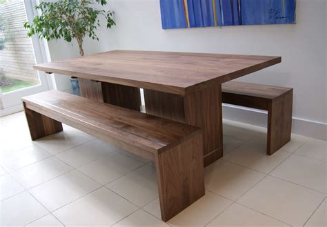 pedestal tables walnut dining table benches mijmoj
