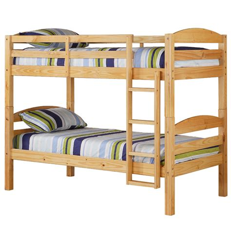 size futon size bunk bed in bunk beds