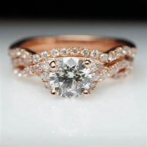 criss cross half halo diamond engagement ring solitaire With 3 crossing wedding bands engagement ring
