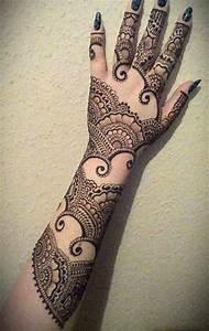 Rajasthani Full Hands Mehndi Designs for Wedding 2017 2018 ...