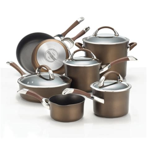 circulon pans pots cookware pan giveaway sets weelicious induction steel need symmetry chocolate nonstick piece anodized hard meyer needs stainless