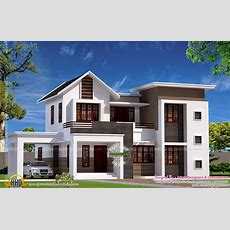 New House Design In 1900 Sqfeet  Kerala Home Design And
