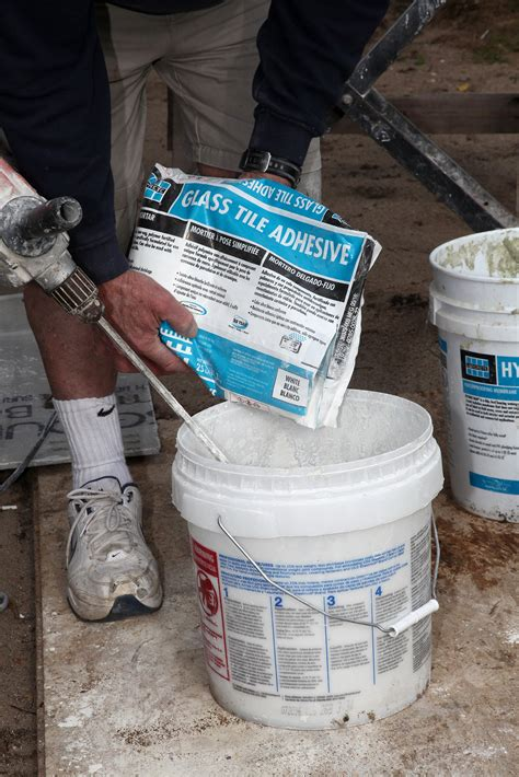 Tile Adhesive Vs Thinset Mortar by Modified Vs Unmodified Thinset Jlc Tile