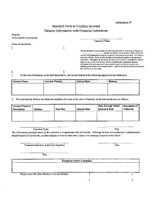 Printable financial audit forms - Edit, Fill Out