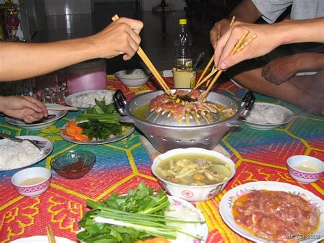 cuisine khmer this is a one of traditional cambodian food which is with