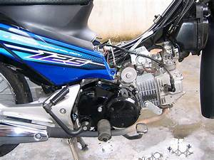 File Honda Wave 125 S 2007 Engine Jpg