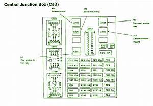 2004 Mercury Sable Ls Fuse Box Diagram  U2013 Circuit Wiring