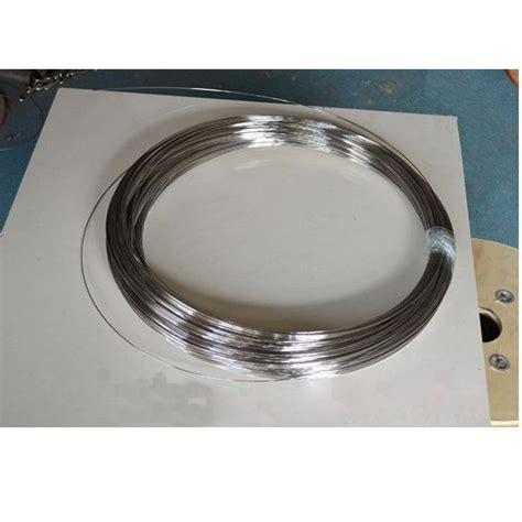 Stainless Steel Wire Single Steel Wire Bright Hard Wire 0