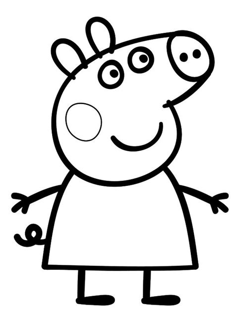 peppa pig cake template 74 best peppa pig images on coloring book coloring sheets and peppa pig coloring pages