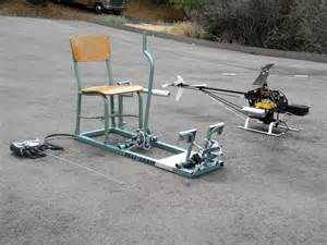 Ultralight Chair by Homemade Helicopter Plans 171 Floor Plans
