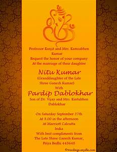indian wedding invitation wording samples wordings and With wedding invitation write up india