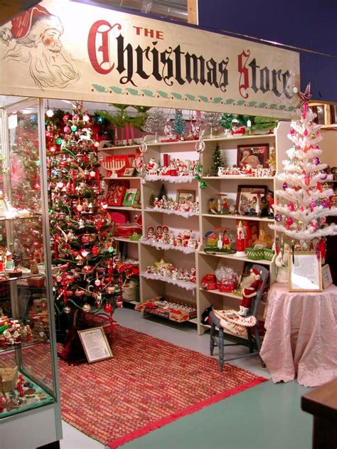 christmas store a vintage christmas pinterest