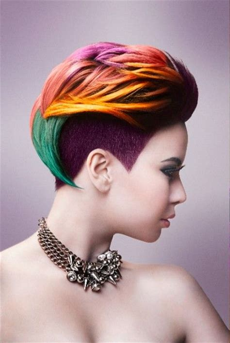 tinted hair styles 17 best images about special effects color on 8010