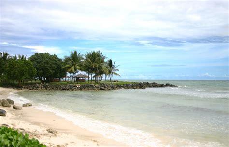 pantai carita surga kecil  pesisir banten