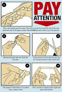 How To Roll A Joint Step By Step With Pictures -Best Seed Bank