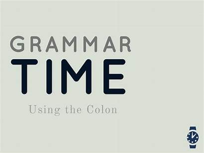 Grammar Colon Double Sentence Single Parenthetical Phrases