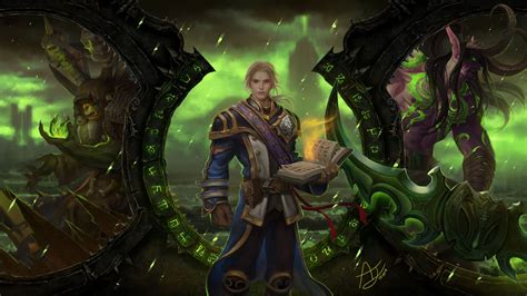 world  warcraft legion wallpapers  ultra hd