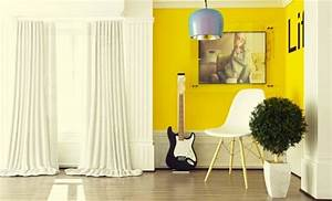 30, Excellent, Room, With, Yellow, Color, Decorations, That, Easy