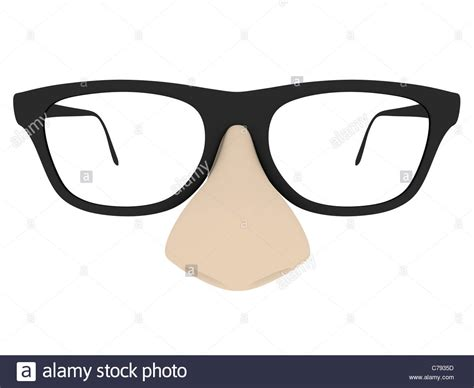 Big Nose And Glasses Stock Photos & Big Nose And Glasses