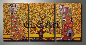 Art De Vie : arbre de vie gustav klimt achetez des lots petit prix ~ Zukunftsfamilie.com Idées de Décoration