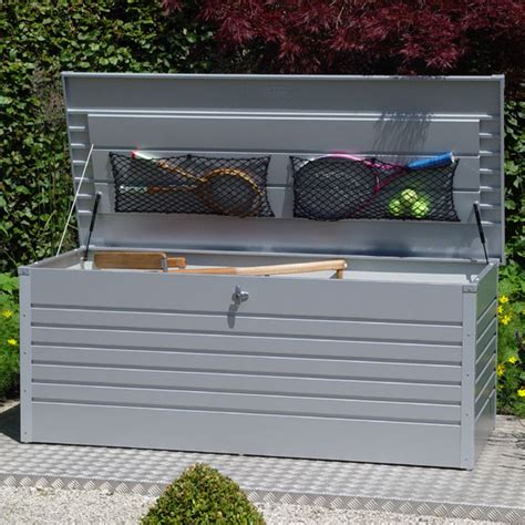 garden cushion storage box in stock now greenfingers