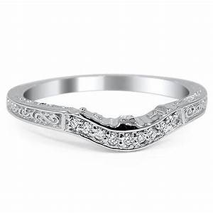 how to match a wedding band engagement ring brilliant With finding a wedding band to match engagement ring