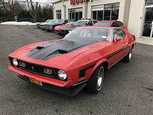 1971 Ford Mustang Mach 1 for sale #78196 | MCG