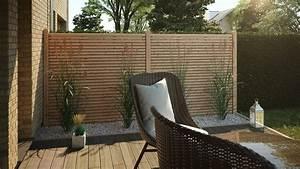 Sichtschutz ideen fur die terrasse inspiration obi for Sichtschutz terrasse