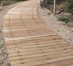 Terrasse En Caillebotis : caillebotis bois sur mesure ~ Premium-room.com Idées de Décoration