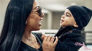 A Day in the Life of Melanie Fiona | Moms on the Move ...
