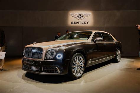 Bentley Mulsanne Wallpaper by Bentley The New Technologies 2019 2020 Bentley Mulsanne