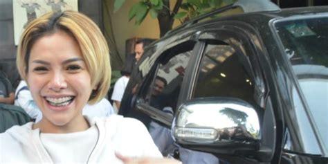 Reaksi Nikita Mirzani Vicky Nitinegoro Saat Kegep