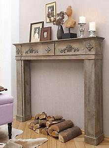 Holz Kaminumrandung In Im Online Shop Von Baur Versand