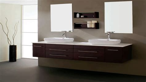 Vanity Cabinets by Asian Cabinets Floating Bathroom Vanity Cabinets White