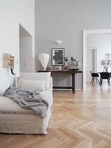 Grau Blau Wandfarbe : graue wandfarbe von farrow ball ~ Frokenaadalensverden.com Haus und Dekorationen