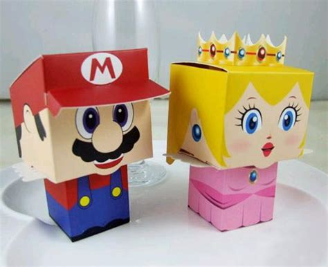 super mario candy box wedding party favor lovely cute cartoon gift jewelry boxes new box candy