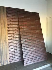 interior wall paneling home depot faux brick panels with charming brick wall false decorative panels from real bricks ideas