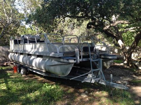 Tritoon Boats For Sale San Antonio by Pontoon Boats In San Antonio Tx For Sale