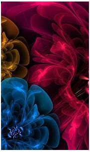 3D Fractal Flowers | download favourite share | Flower ...