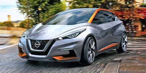Future Concept Car For Nissan At Geneva Car Show