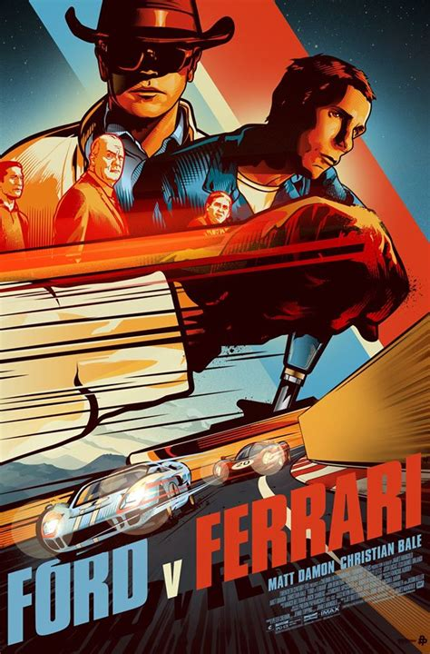 Джей джей филд, джон бернтал, джош лукас и др. Review: Highly Enjoyable 'Ford v Ferrari' Puts Audience On ...