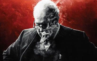 Winston Churchill 4k Darkest Hour Oldman Gary