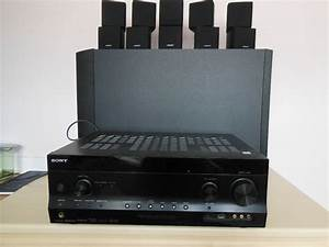 Bose Acoustimass 10 Series Iii Speaker System With Sony