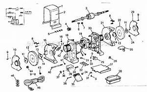 Craftsman 1    2 H P  Bench Grinder