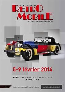 Salon Retro Mobile : salon r tromobile 2014 du 5 au 9 f vrier ~ Medecine-chirurgie-esthetiques.com Avis de Voitures