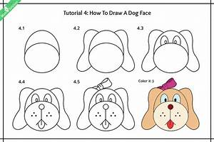 Drawing Of A Dog Face | www.imgkid.com - The Image Kid Has It!